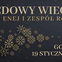 Enej - Koncert kold w Zabrzu - 19.01.2018