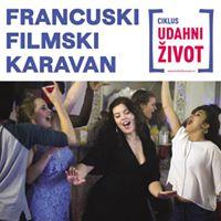 Francuski filmski karavan - ciklus Udahni ivot