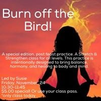 Burn off the Bird