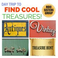 MUST RSVP by Text 713-213-5087  Antique Vintage Thrift Shops