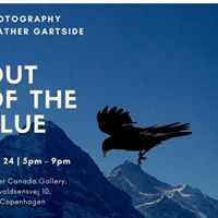 Out Of The Blue - Photography Exhibition by Heather Gartside
