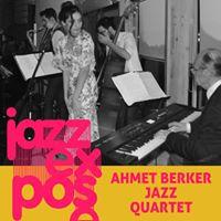 JazzexposeAhmet Berker Jazz Quartet