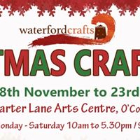 Waterford Crafts Christmas Craft Fair