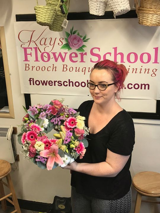 Module 2 of our Professional Floristry Certificate