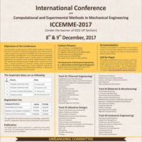 International Conference on Computational &amp Experimental Method