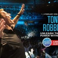 Anthony Robbins - Unleash the Power Within Singapore 2018