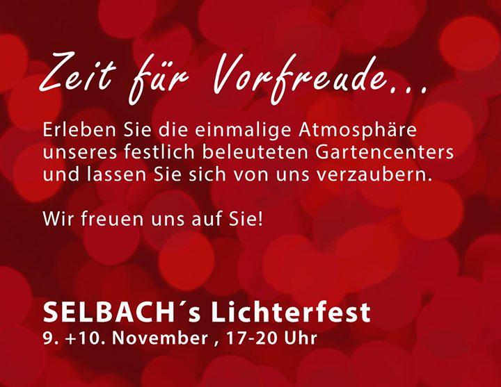 Selbach Bergisch Gladbach selbach s lichterfest at gartencenter selbach bergisch gladbach