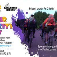 Tour De City Indore 2017