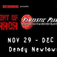 A Night of Horror Film Festival
