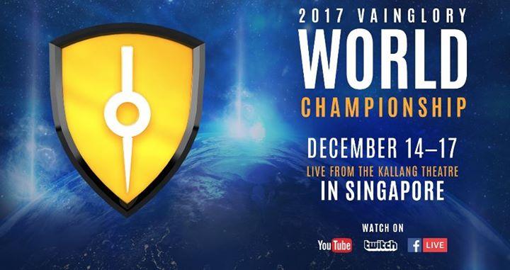 Vainglory 2017 World Championship & 5v5 Global Unveiling