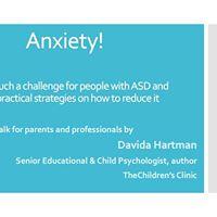 Anxiety &amp ASD