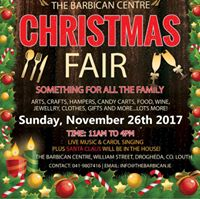 The Barbican Christmas Fair