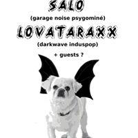 Sal &amp Lovataraxx  guest