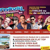 Carnaval Porto Seguro 2018 - Folia Rio
