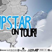 Last stop SnowWorld Zoetermeer - Ripstar On Tour