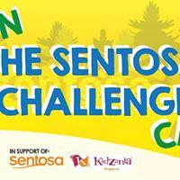 The Sentosa Challenge Camp
