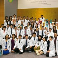 2018 Clinical Commencement White Coat Ceremony