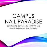 Treinamento Intensivo &quotCampus Nail Paradise&quot