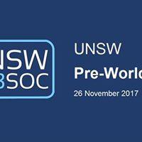 UNSW Pre-Worlds (2017)