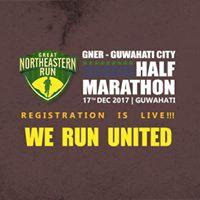 GNER Guwahati City Half Marathon 2017