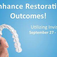 Utilizing Invisalign to Enhance Restorative Outcomes
