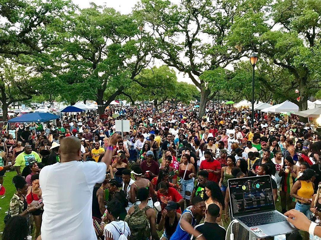 Houston Reggae Fest - Vendor Sign Up