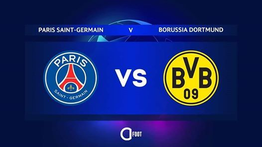 Paris Dortmund Гјbertragung