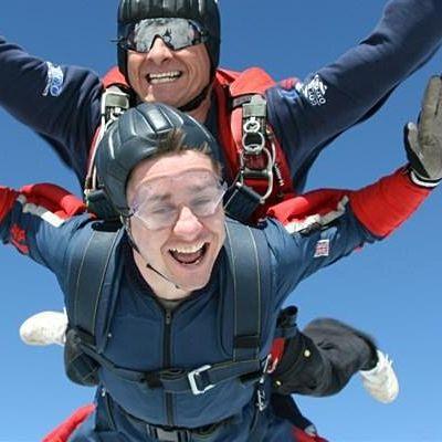 Tandem Sky Dive - Jump for Noahs Ark Childrens Hospice