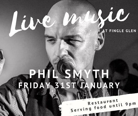 Live Music - Phil Smyth