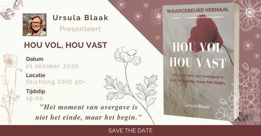Boekpresentatie Ursula Blaak, 21 October | Event in Stadskanaal | AllEvents.in