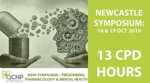 NSW Symposium- Prescribing Pharmacology & Mental Health