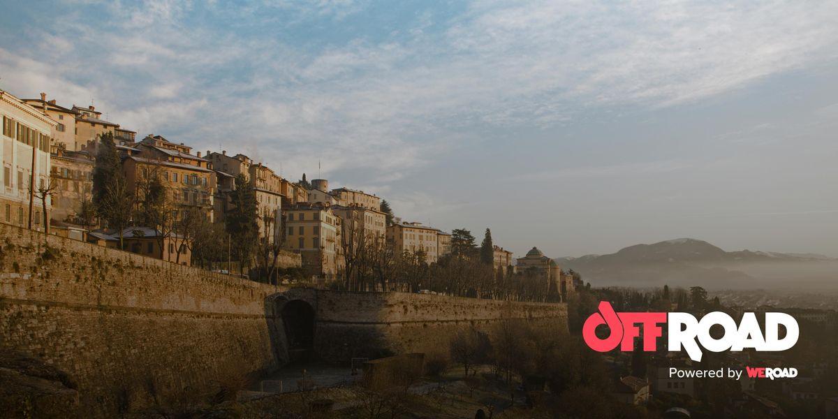 OffRoad Bergamo itinerari insoliti attorno alle Mura