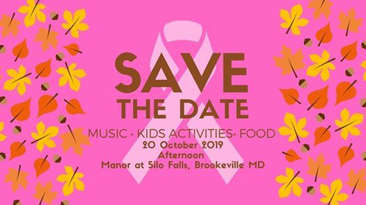 Save The Date Fall Family Fundraiser