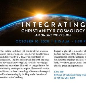 Integrating Cosmology and Christianity - Online Workshop