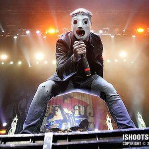 Slipknot en concert  Paris en 2020