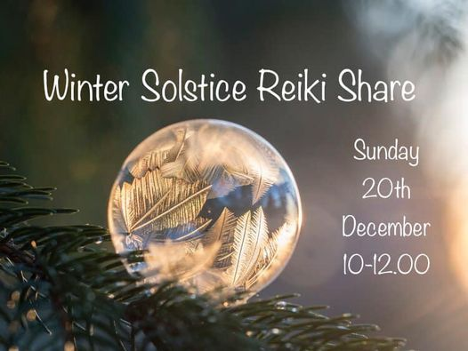 Winter Solstice Reiki Share, 20 December | Event in Worcester | AllEvents.in