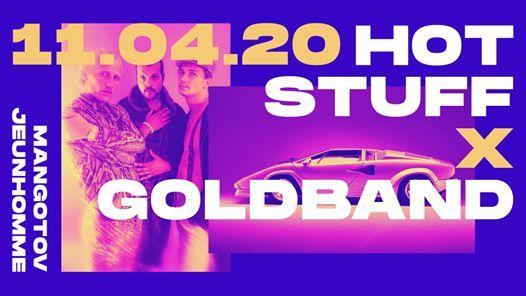 Hotstuff X Goldband  gecanceld