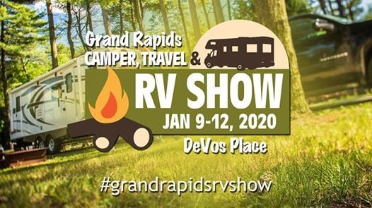 Las Vegas Rv Show 2020.2020 Gr Camper Travel Rv Show At Devos Place Convention