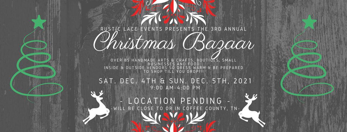 Christmas Bazaar, 4 December | Event in Manchester | AllEvents.in