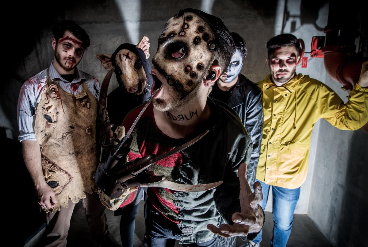 Ice Nine Kills: Hip To Be Scared: Severed Leg 2, 16 November | Event in Birmingham | AllEvents.in