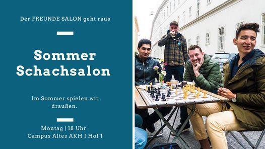 Sommer Schachsalon