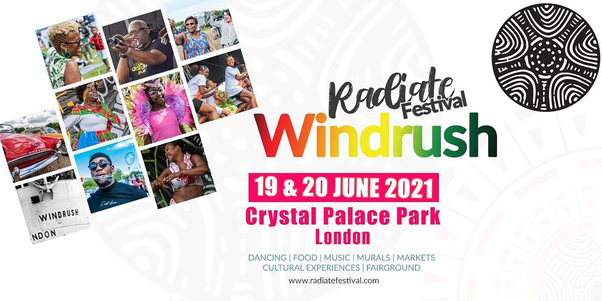 Radiate Windrush Festival 2021, 19 June | Event in London | AllEvents.in