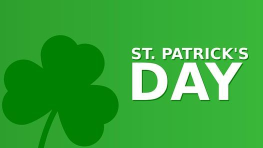 St Patrick's Day, 17 March | Online Event | AllEvents.in