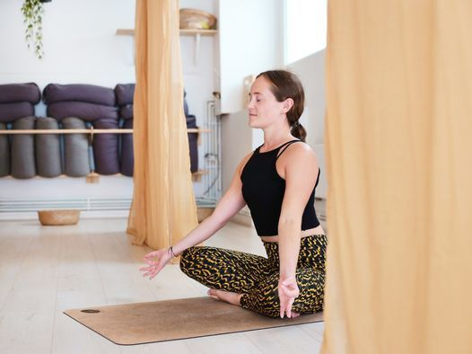 Trika at Home: Yoga for Anxiety | £10, 19 June | Event in Bristol | AllEvents.in