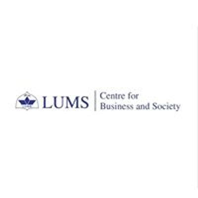 Centre for Business and Society- LUMS