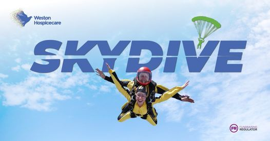Weston Hospicecare's Skydive, 24 April | Event in Exeter | AllEvents.in