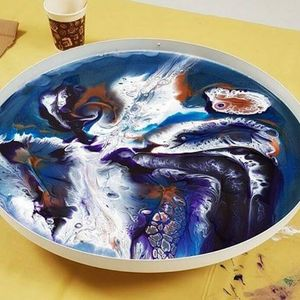 Introduction to Resin Art Workshop