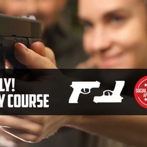 Weapons Carry License - Women Only - Bainbridge GA