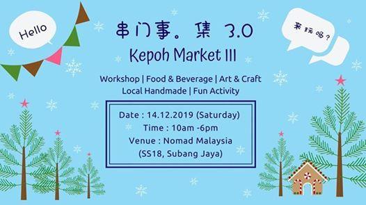 Kepoh Market III [3.0]