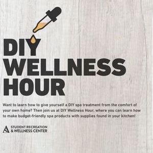 Fall 2020 DIY Wellness Hour